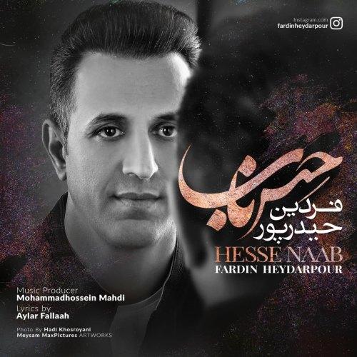 دانلود اهنگ جدید فردین حیدرپور حس ناب